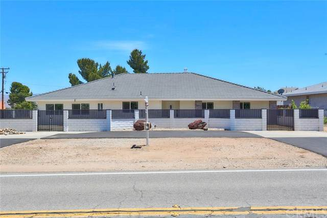 6995 Summit Valley Road, Hesperia, CA 92345 (#CV20085300) :: The Costantino Group | Cal American Homes and Realty