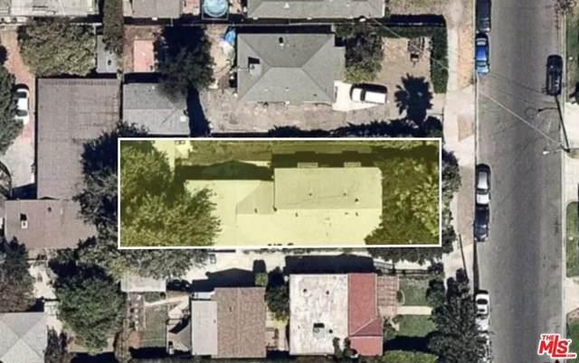 5223 Wilkinson Avenue, Valley Village, CA 91607 (#20581392) :: Blake Cory Home Selling Team
