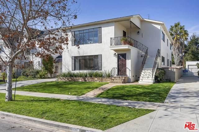 1247 S Sycamore Avenue, Los Angeles (City), CA 90019 (#20570508) :: Go Gabby