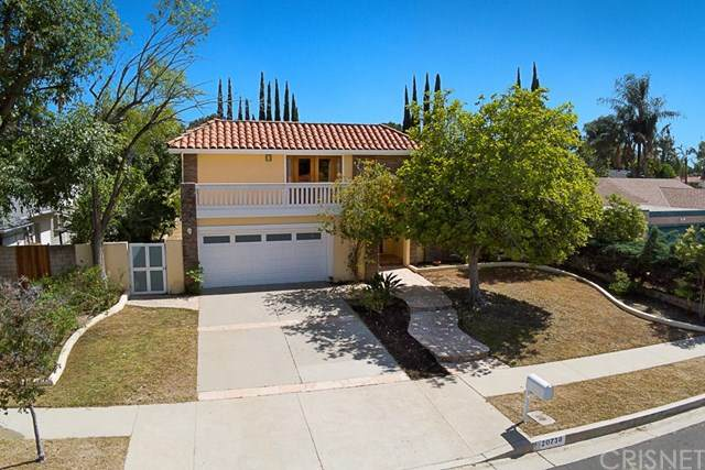 20738 Bermuda Street, Chatsworth, CA 91311 (#SR20099844) :: The Costantino Group | Cal American Homes and Realty