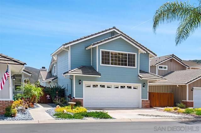 1183 Bitterbush Lane, El Cajon, CA 92019 (#200023884) :: The Costantino Group | Cal American Homes and Realty