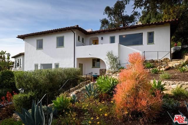 822 De La Guerra Terrace, Santa Barbara, CA 93103 (#20582846) :: Team Tami