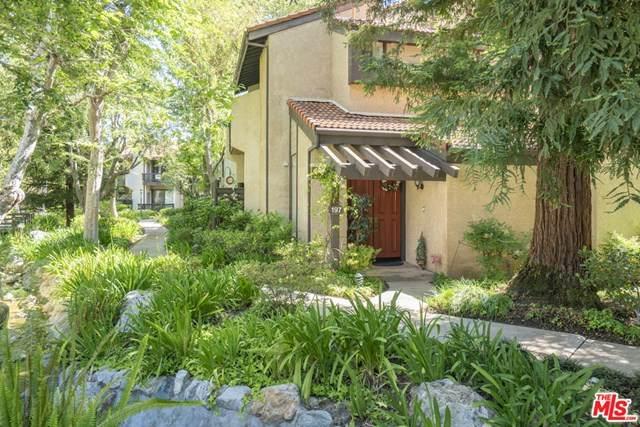 21901 Burbank #197, Woodland Hills, CA 91367 (#20582836) :: RE/MAX Empire Properties