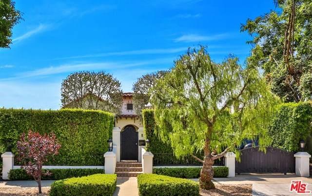 445 N Edinburgh Avenue, Los Angeles (City), CA 90048 (#20582690) :: RE/MAX Masters
