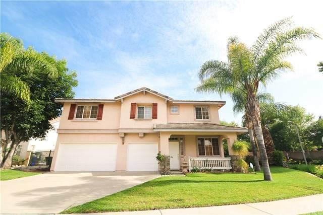 9398 Old Post Drive, Rancho Cucamonga, CA 91730 (#IG20100376) :: Powerhouse Real Estate