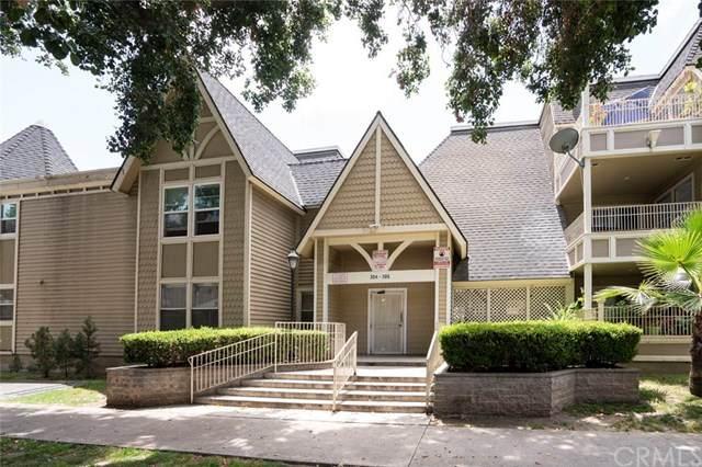 304 E Chestnut Avenue #211, Santa Ana, CA 92701 (#OC20100452) :: The Marelly Group | Compass