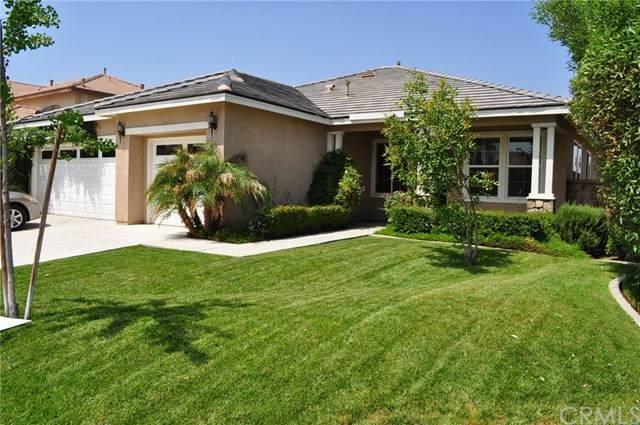 256 Clydesdale Court, San Jacinto, CA 92582 (#CV20100465) :: Team Tami