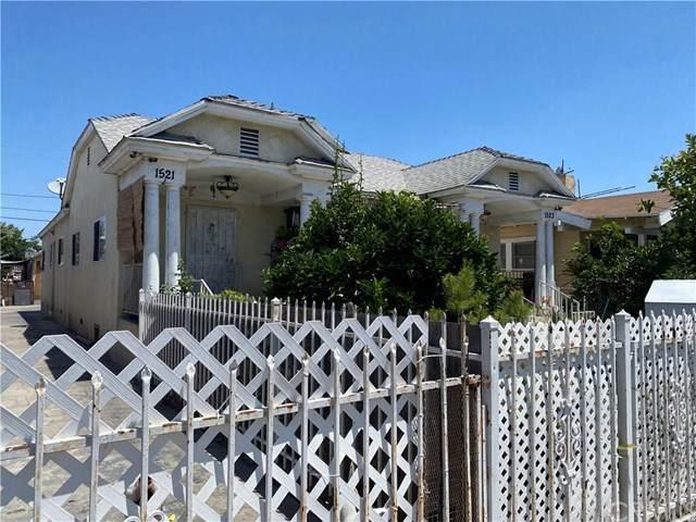 1521 E 52nd Street, Los Angeles (City), CA 90011 (#PW20100480) :: Team Tami