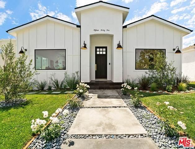 1541 S Genesee Avenue, Los Angeles (City), CA 90019 (#20577690) :: Team Tami