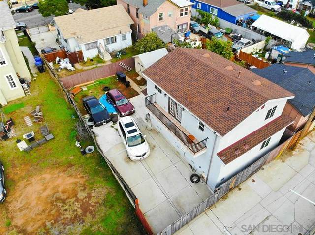 1859 Irving Ave, San Diego, CA 92113 (#200023947) :: The Costantino Group | Cal American Homes and Realty