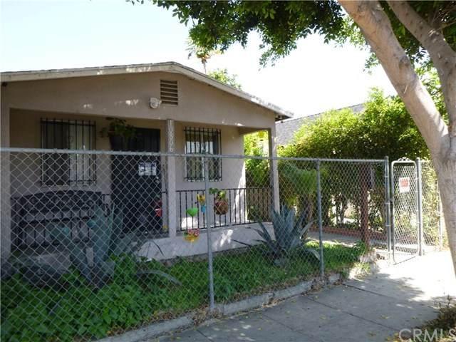10806 Juniper Street, Los Angeles (City), CA 90059 (#DW20100629) :: Provident Real Estate