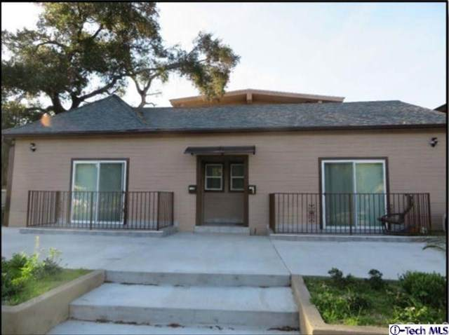 1344 E Broadway, Glendale, CA 91205 (#320001696) :: Legacy 15 Real Estate Brokers