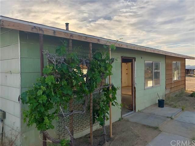 4788 Kickapoo, Landers, CA 92285 (#OC20100626) :: Steele Canyon Realty