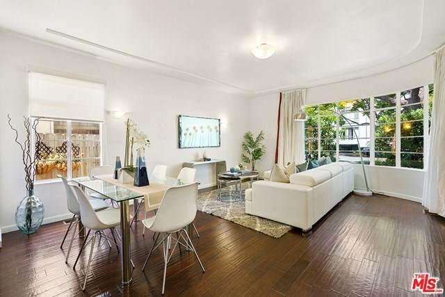 822 3RD Street #1, Santa Monica, CA 90403 (#20582604) :: RE/MAX Innovations -The Wilson Group