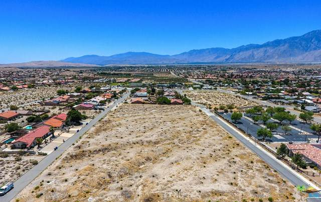 0 Pierson Blvd, Desert Hot Springs, CA 92240 (#20583048) :: Veronica Encinas Team