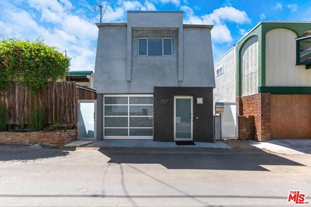2827 Pacific View Trail, Los Angeles (City), CA 90068 (#20583134) :: The Najar Group