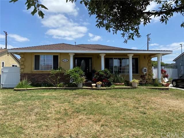 9019 Mapleside Street, Bellflower, CA 90706 (#DW20100729) :: Faye Bashar & Associates