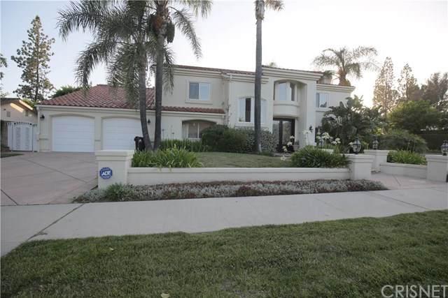 10451 Keokuk, Chatsworth, CA 91311 (#SR20099943) :: The Costantino Group | Cal American Homes and Realty