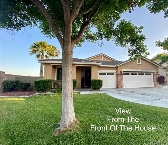 29353 Starring Lane, Menifee, CA 92584 (#PW20100861) :: Allison James Estates and Homes