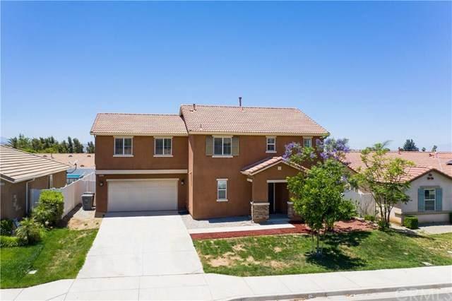 3052 Gazania Drive, Perris, CA 92571 (#IG20100464) :: American Real Estate List & Sell