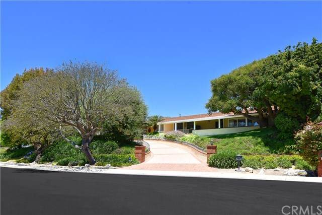 12 Amber Sky Drive, Rancho Palos Verdes, CA 90275 (#PV20099860) :: The Miller Group