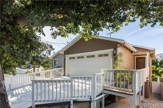 8509 Day Street, Sunland, CA 91040 (#SR20100231) :: Rogers Realty Group/Berkshire Hathaway HomeServices California Properties