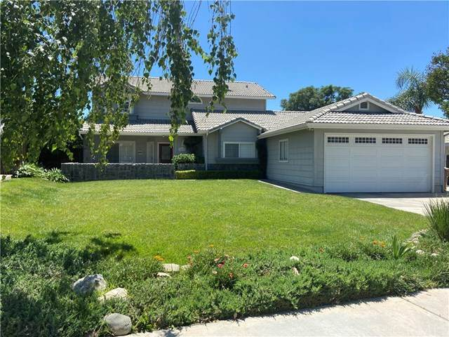 35125 Ravencrest Court, Yucaipa, CA 92399 (#EV20100961) :: American Real Estate List & Sell