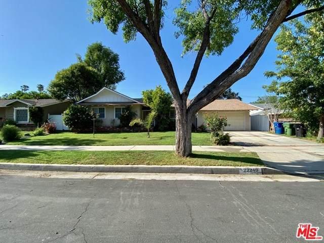 22249 Burton Street, Canoga Park, CA 91304 (#20583224) :: RE/MAX Empire Properties