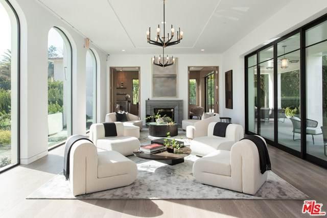 1000 Laurel Way, Beverly Hills, CA 90210 (#20582978) :: A|G Amaya Group Real Estate