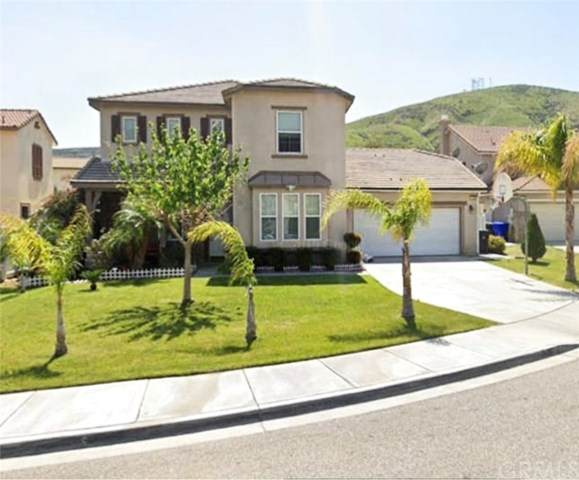 1129 Amberwood Court, San Bernardino, CA 92407 (#EV20101194) :: Wendy Rich-Soto and Associates