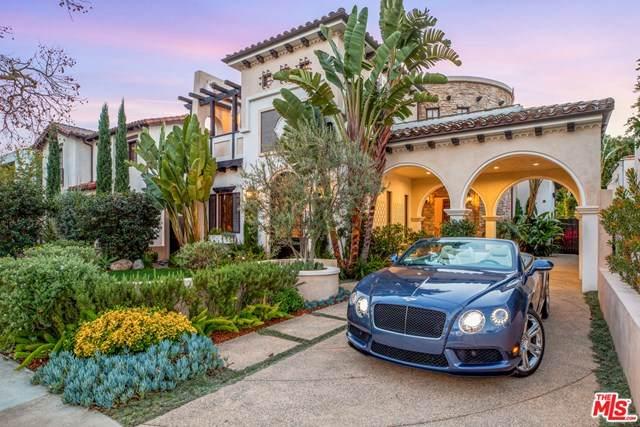 205 S La Peer Drive, Beverly Hills, CA 90211 (#20577216) :: A|G Amaya Group Real Estate