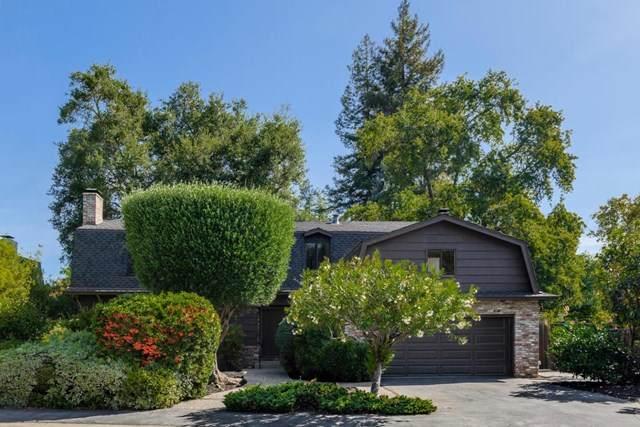 1120 Hidden Oaks Drive, Menlo Park, CA 94025 (#ML81794097) :: Go Gabby