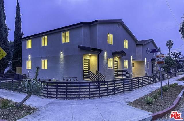 5506 Camellia Avenue, North Hollywood, CA 91601 (#20583334) :: Allison James Estates and Homes
