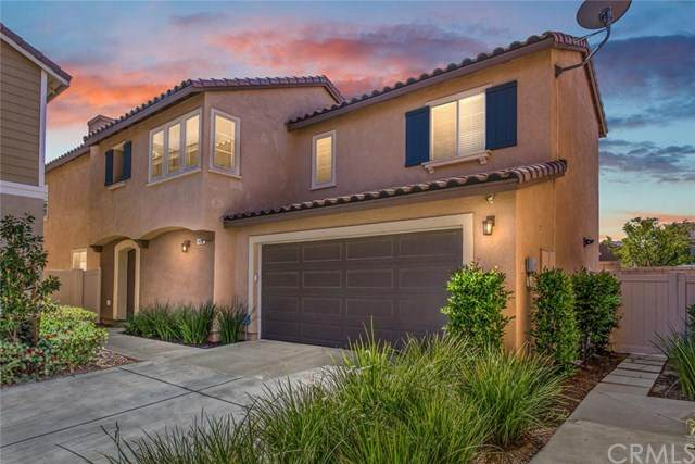 1428 Allium Court E, Beaumont, CA 92223 (#EV20101132) :: A|G Amaya Group Real Estate