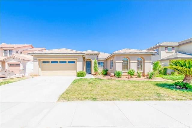 1843 Bluebeech Way, Perris, CA 92571 (#SW20099700) :: American Real Estate List & Sell