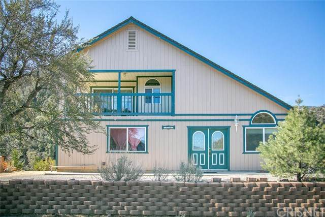 14808 Ward Drive, Pine Mountain Club, CA 93225 (#SR20101210) :: Sperry Residential Group