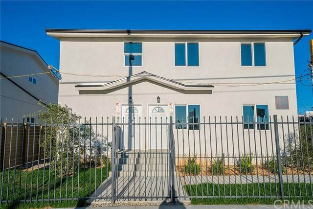 814 N Wilmington Boulevard, Wilmington, CA 90744 (#DW20101321) :: The Costantino Group | Cal American Homes and Realty