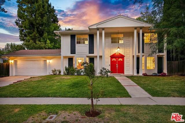 5400 Ellenvale Avenue, Woodland Hills, CA 91367 (#20582850) :: RE/MAX Empire Properties