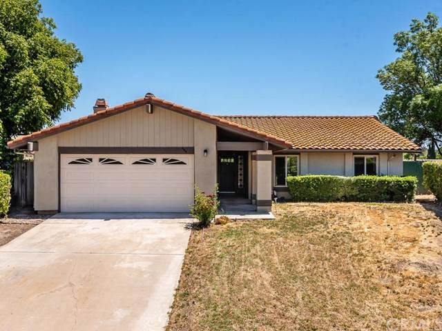 620 Clydesdale Circle, Paso Robles, CA 93446 (#NS20101045) :: Allison James Estates and Homes