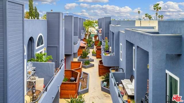 5706 Fair Avenue #109, North Hollywood, CA 91601 (#20575876) :: Allison James Estates and Homes