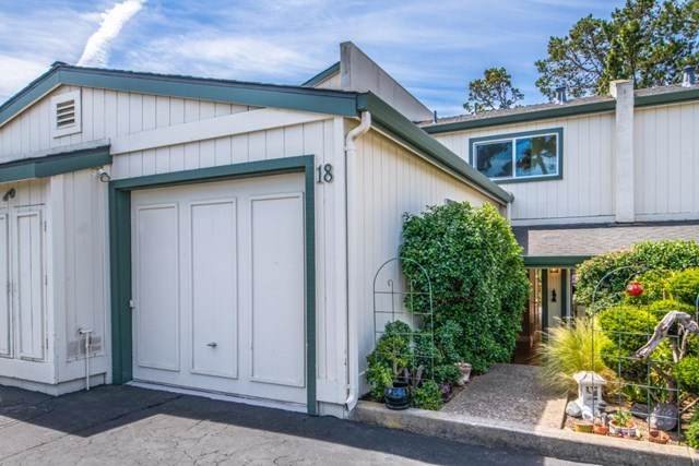 18 Yerba Buena Court, Monterey, CA 93940 (#ML81794120) :: The Brad Korb Real Estate Group