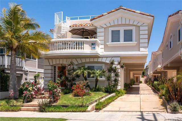 106 S Francisca Avenue B, Redondo Beach, CA 90277 (#SB20100094) :: The Miller Group