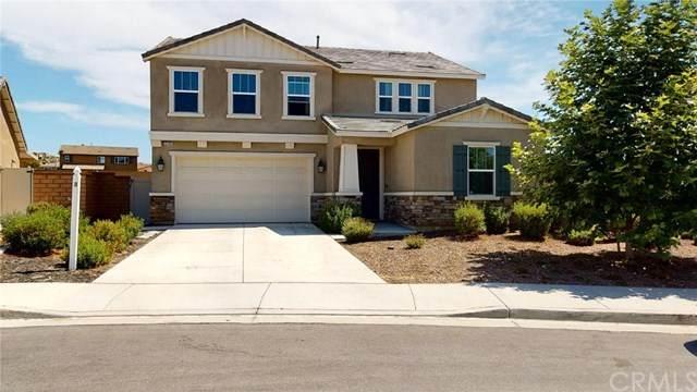 25395 Hitch Rail Lane, Menifee, CA 92584 (#SW20093948) :: Allison James Estates and Homes