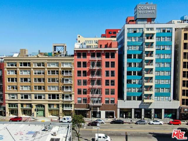 738 S Los Angeles Street #601, Los Angeles (City), CA 90014 (#20583286) :: The Marelly Group | Compass