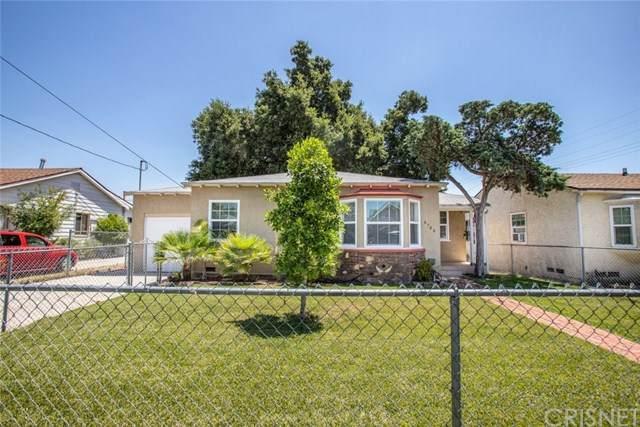 6706 Hinds Avenue, North Hollywood, CA 91606 (#SR20100602) :: Allison James Estates and Homes