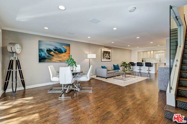 1925 Montana Avenue #2, Santa Monica, CA 90403 (#20583500) :: Allison James Estates and Homes