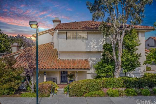 28 Santa Cruz Court, Manhattan Beach, CA 90266 (#SB20101385) :: The Miller Group