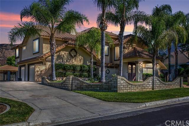 35622 Sleepy Hollow Lane, Yucaipa, CA 92399 (#EV20100736) :: American Real Estate List & Sell