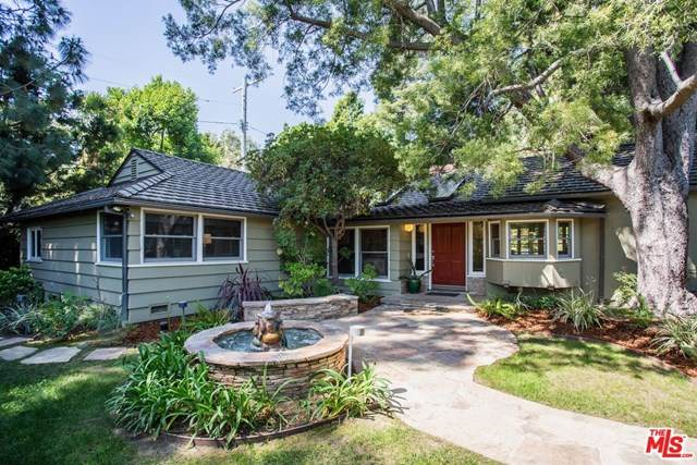 12050 Laurel Terrace Drive, Studio City, CA 91604 (#20583404) :: Allison James Estates and Homes