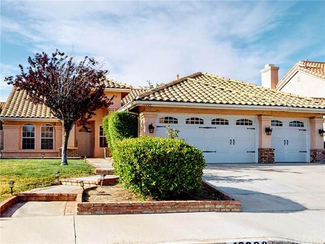13220 High Desert Road, Victorville, CA 92392 (#CV20100920) :: Sperry Residential Group
